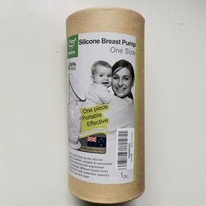 New Sealed 5.4oz 150ml Haakaa Breast Pump
